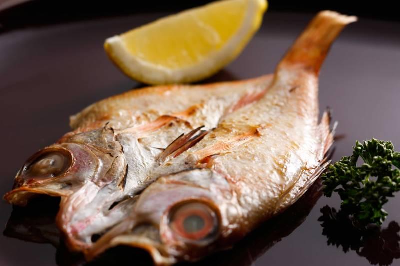 山陰産鮮魚の一夜干し(イメージ)